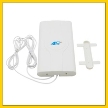 цена на 4G LTE MIMO Antenna External indoor antenna   with 2m cable double TS9  Connector  for huawei ZTe 3g 4g router