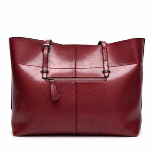 Image 2 - SWDF sac à main en cuir pour femmes, fourre tout de styliste grande capacité, sacs à bandoulière loisirs mode, fourre tout