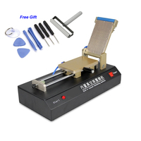 LY 971 TBK 7 inch manual vacuum OCA film laminating machine 220V 110V for LCD screen repairing