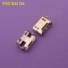 200 pièces pour Alcatel One Touch Pixi 3 4G 5065 OT 5065 5065A 5065D 5065X OT5065, connecteur de chargement micro usb, prise dock