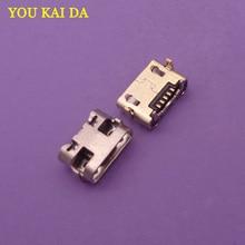 200 sztuk dla Alcatel One Touch Pixi 3 4G 5065 OT 5065 5065A 5065D 5065X OT5065 micro usb charging złącze wtykowe stacja dokująca gniazdo