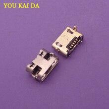 200pcs สำหรับ Alcatel One Touch Pixi 3 4G 5065 OT 5065 5065A 5065D 5065X OT5065 micro usb charging connector plug dock ซ็อกเก็ตพอร์ต