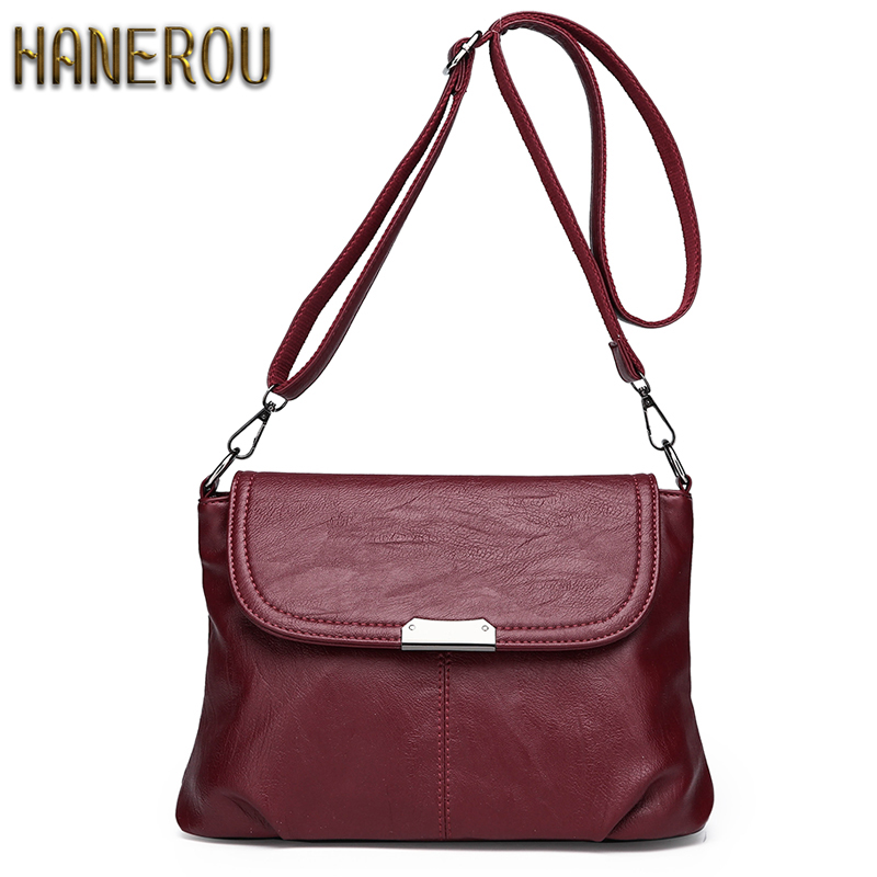 Women Bag Luxury Brand 2018 Women Fashion Shoulder Bag Designer Handbags High Quality Ladies Crossbody Bags Famous Woman Handbag famous brand high quality handbag simple fashion business shoulder bag ladies designers messenger bags women leather handbags