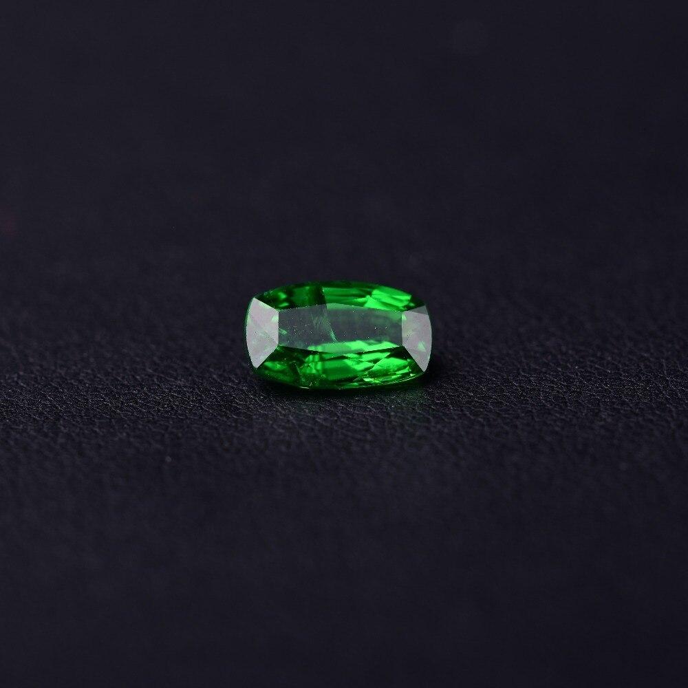 1,84 Ct Granat Natürliche Oberfläche Perfekte Scintillation. Spezifikation: 9,1mm * 5,5mm * 3,9mm Gut FüR Energie Und Die Milz