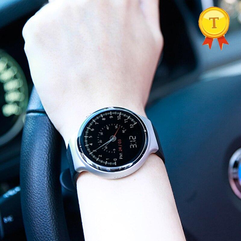 2018 Оперативная память 2 ГБ/Встроенная память 16 ГБ Android 5,1 3g Bluetooth Smart часы Watchphone MTK6580 двухъядерный сердечный ритм умных часов для Andorid/IOS