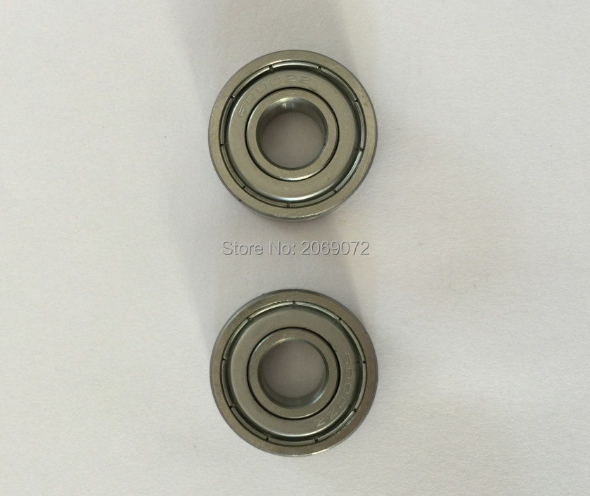 Lot of 10 60002Z Ball Bearing 6000 Z//ZZ//2Z 6000Z 6000ZZ Metric 26mm OD Diameter