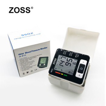 Тонометр ZOSS с голосовым сопровождением на русском языке 3