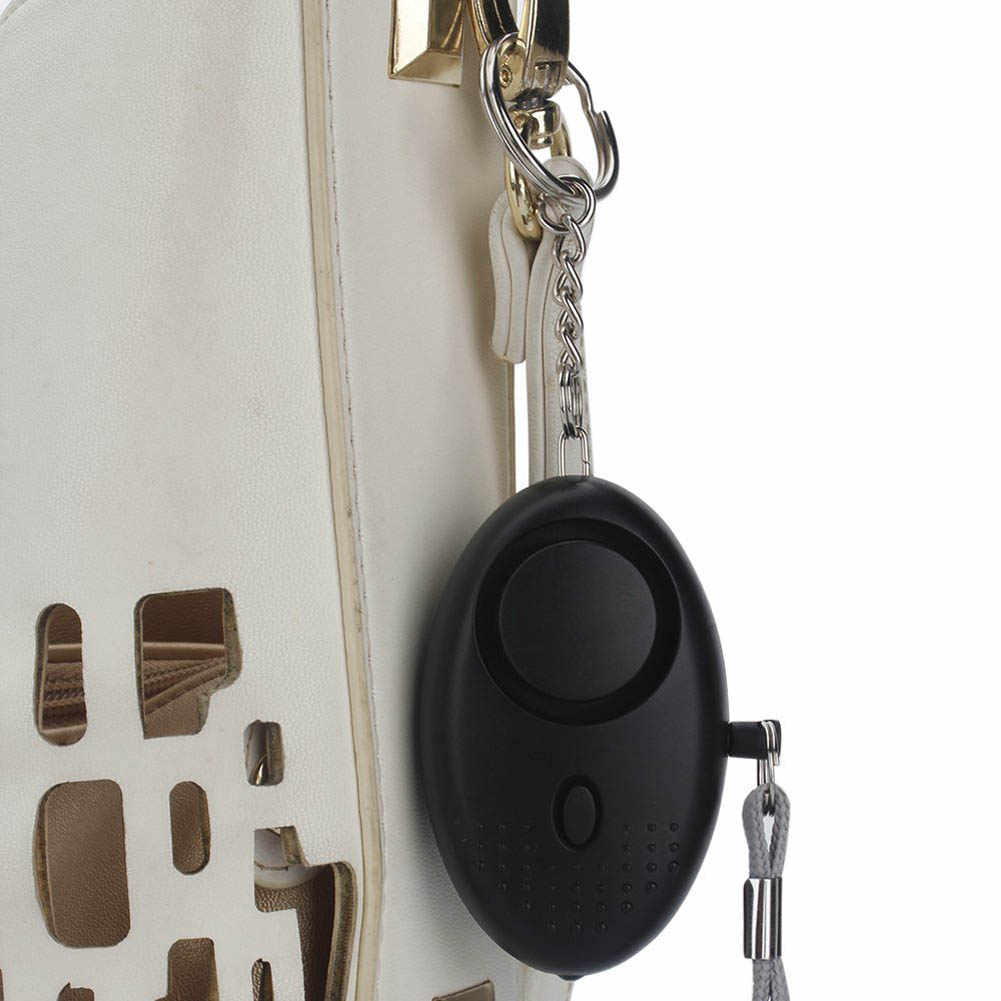 Anti lost pessoal alarme 120db led luz e auto-defesa segurança alarmes de emergência design para crianças idosos jr loja ofertas