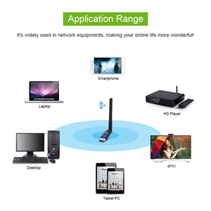 Image 5 - CHIPAL carte réseau Wi Fi Mini USB 150, 2.0 mb/s, adaptateur pour récepteur Wi Fi sans fil, 802.11 b/g/n, b/n, Ralink RT5370