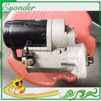 Self Starter Motor for TOYOTA LAND CRUISER PRADO 4 RUNNER DYNA 28100-30040 28100-30060 28100-67050 228000-5023 228000-0290