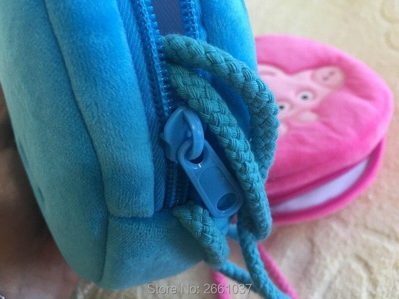 1pcs-16CM-Genuine-plush-pig-bag-Pink-Peppa-Pig-George-Backpack-high-quality-hot-sale-Animal-satchel-For-Childrens-haversack-5