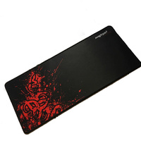 Large Size Red Rubber Razer Goliathus Mantis Speed Gaming Mouse Pad Mats Computer Desk Mouse Mat