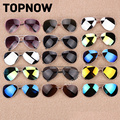 Venta caliente Gafas de Sol Moda Vintage gafas de Sol Hombres Rana Espejo gafas de Protección UV Gafas de Sol Unisex Gafas de Sol