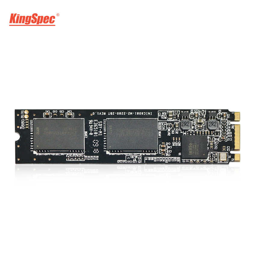 Kingspec NGFF M2 SSD 1TB 22*80 SATA Signal SSD M.2 SATAIII 6GB/s Internal Solid Hard Drive HD Disco Module for Ultrabook/Laptop