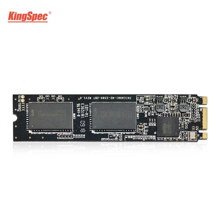 Kingspec NGFF M2 SSD 1 tb 22*80 SATA Signal SSD M.2 SATAIII 6 gb/s Interne Solide Disque Dur HD Disco Module pour Ultrabook/Ordinateur Portable