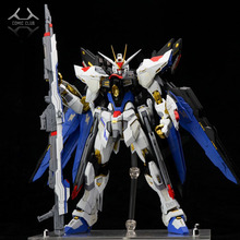 COMIC CLUB INSTOCK DABAN GUNDAM SEED Destiny Model Assembly version Metal Build MB strike freedom GUNDAM toy action figure