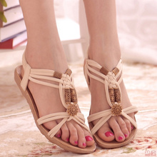 Women Sandals Fashion Summer Shoes Gladiator Summer Beach Shoes