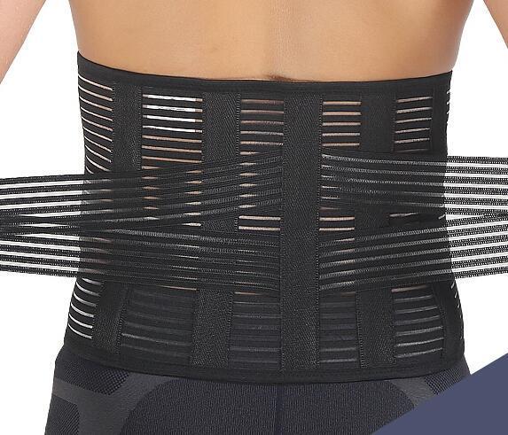 Cintura espartilhos de toque para os homens modelador de cachos perder peso colete cinto masculino trainer cintura osso de aço