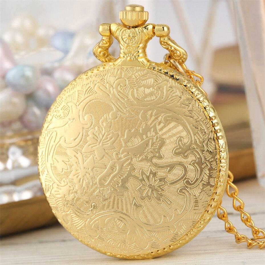 Купить с кэшбэком Exquisite Retro Fashion Pendant Pocket Watch With Silver Necklace Chain Free Drop Shipping