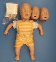 Baby Airway Obstruction And CPR Model,Baby Airway Obstruction First Aid Model
