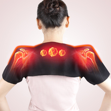 Magnetic Therapy Pain Relieve Shoulder Protection Self-heating Tourmaline Belt Posture Correcter