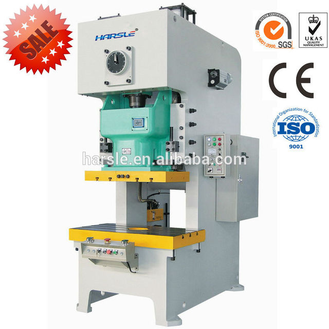 electric hole punching machine sheet metal punch press machine penny and coin stamping machine