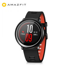 Original Xiaomi Huami AMAZFIT Pace Sports Smartwatch BT4.0 Heart Rate Monitor IP67 GPS Smart Watch Real-Time Track Wristband(China)