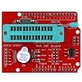 AVR ISP escudo quemando arranque programador Atmega328P arranque módulo con timbre y el indicador LED para Arduino UNO R3