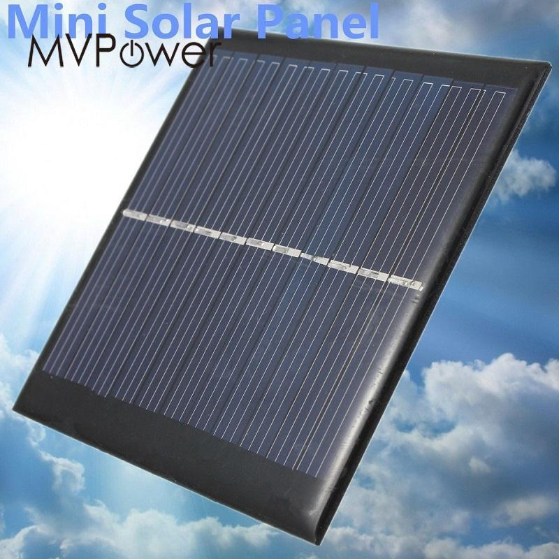 Integrated Circuits Alert Mini 6v 1w Solar Panel Bank Solar Power Panel Module Diy Power For Light Battery Cell Phone Toy Chargers Portable