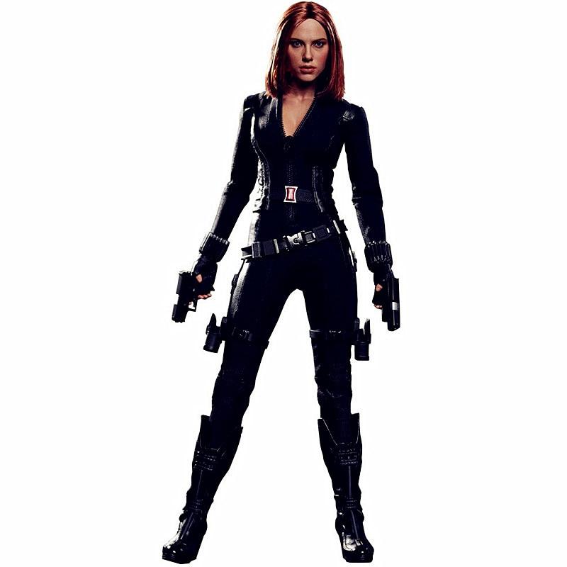 Hot toys Avengers:Infinity War Superhero Natalia Alianovna Romanova Black Widow 1/6 PVC Action Figure Model Toy G1158 цены