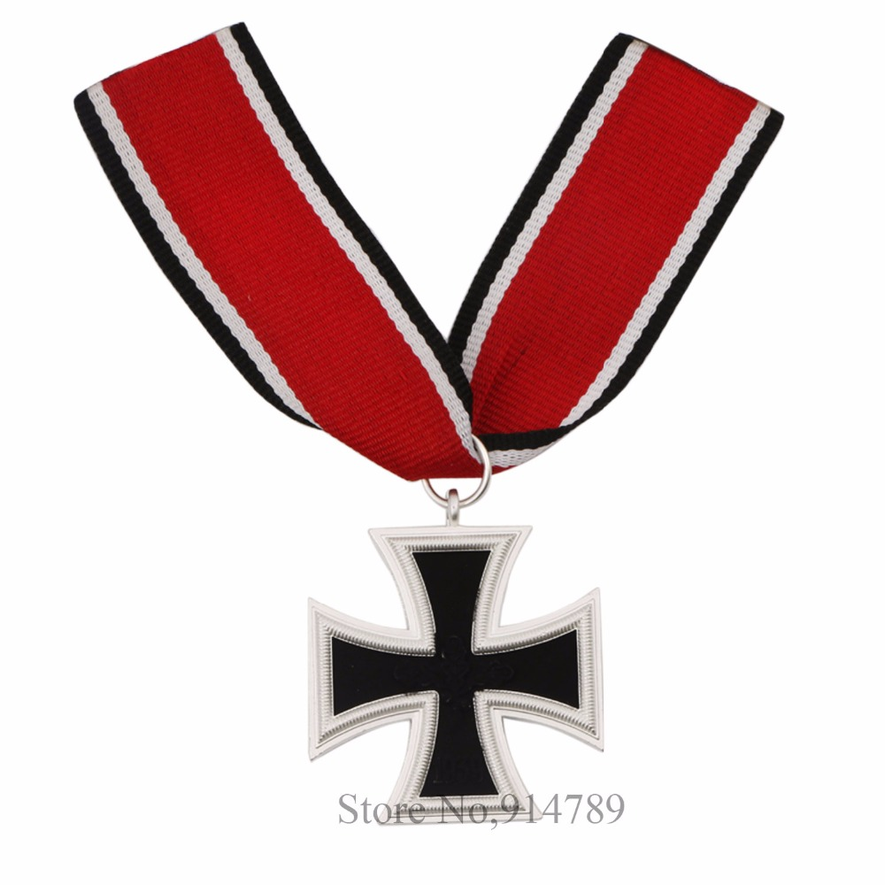 WW2 Iron Cross 2nd Class 1957 Veterans Version-36334