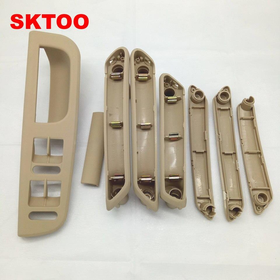 SKTOO SET Μπεζ χειριστήριο πόρτας - Ανταλλακτικά αυτοκινήτων - Φωτογραφία 2