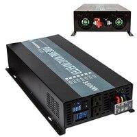 Off Grid 3500W 12v 24v 48v To 110v 120v 220v 230v DC To AC Power Converter