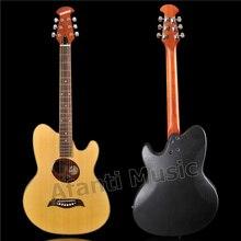 Горячее предложение! Распродажа! Супер Roundback/Акустическая гитара из углеродного волокна(ANT-178