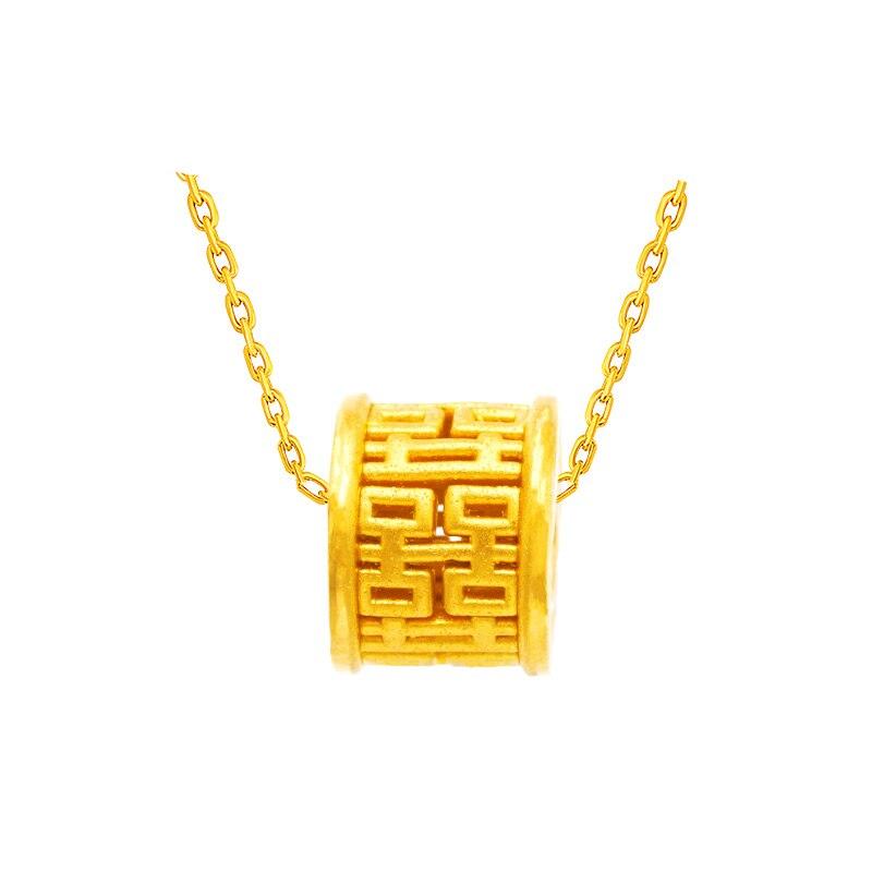1pcs New Fine 24K Yellow Gold /&Crystal Pendant Man Woman/'s Lukcy Chinese Zodiac