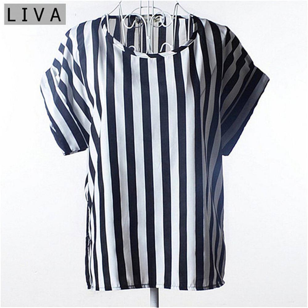 Summer Vintage Wheels Blusas Femininas Womens O-Neck Front Up Short Sleeve Blouse Sexy Multicolor Chiffon Shirt Tops Plus Size (27)