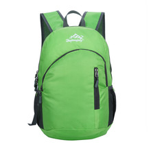 Durable Waterproof Folding Packable Lightweight Travel Backpack Daypack hot sale on wholesale high quality