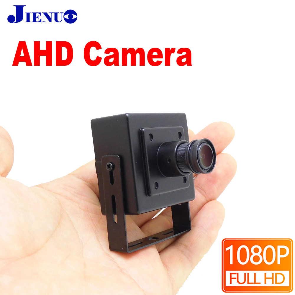 JIENUO мини камера AHD 1080P Аналоговое наблюдение Высокое разрешение видения CCTV
