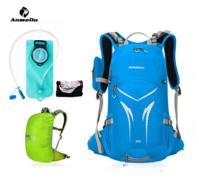ANMEILU Outdoor <font><b>Bags</b></font> 20L Travel Camping Hiking Climbing Sports Running Water <font><b>Bags</b></font> Hydration Bike Cycling Backpacks Accessories