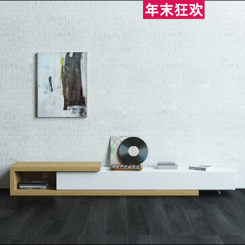 Free shipping ikea living room tv cabinet joooi beijing for Minimalist living bedroom