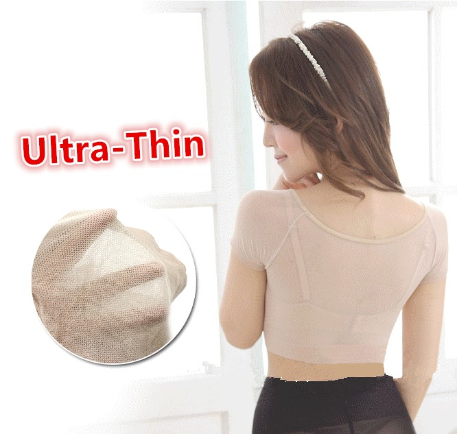 Beauty & Health ... Fragrances & Deodorants ... 32796374407 ... 3 ... Ultra-thin ! 2In1 Built-in Armpit Sweat Pad Perfume Vest Corset Sweat Absorbent Deodorant Body Shaper Fragrance Smell Remover ...