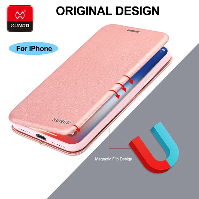 Luxury Soft Silicone 360 Full Shockproof Case For iPhone X Xs Max Xr Phone Leather Wallet Card Protective Back Flip Cover Cases