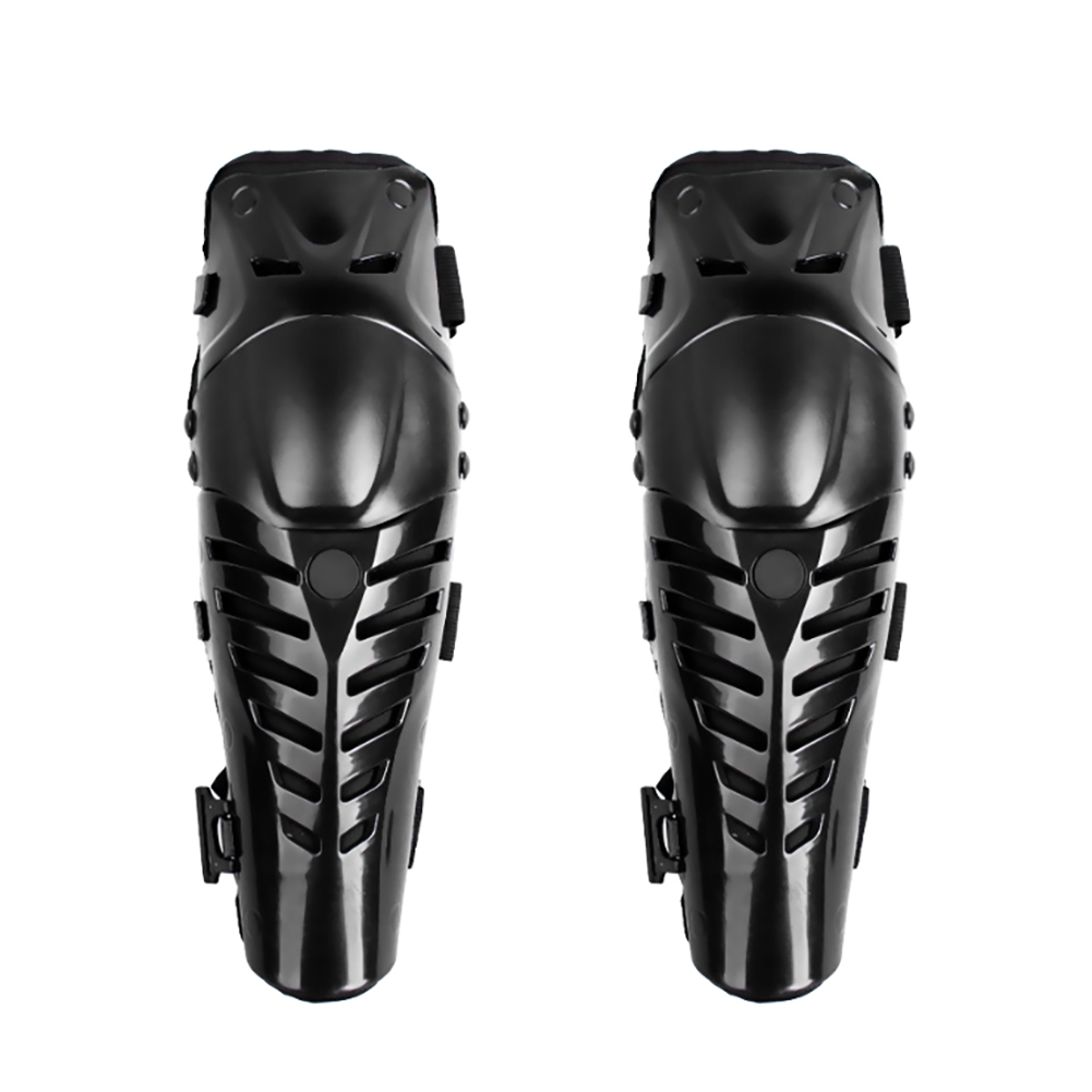 2pcs Motorcycle Knee Pads Gear Protector Knee Joint Bracers MTB Ski Cross Country Outdoor Sports Ride Support Leggings(China)