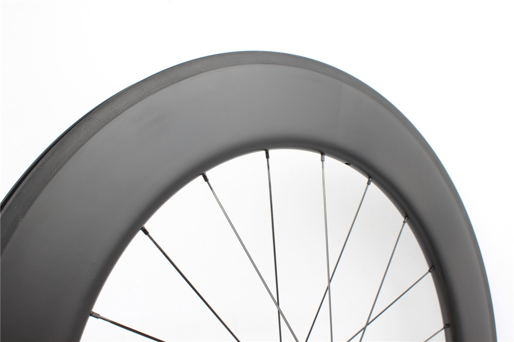 carbon TT bike wheels