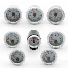 """Дракон манометр """" 52 мм светодиодный автомобильный Boost/Температура воды/Температура масла/давление масла/Тахометр/Вольт/вакуумный манометр+ Калибр стручки"""