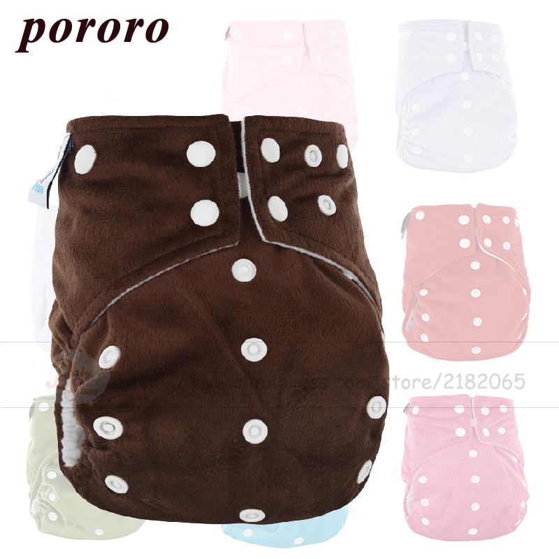 Wholesale Reusable AIT Baby Diapers 10Pcs/Bag Fralda Comfort Super Soft Coolababy Waterproof Include Niaodian Cloth Diaper