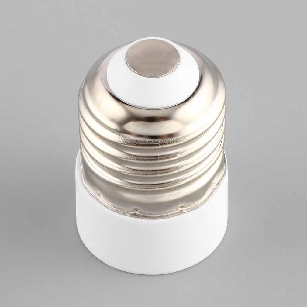 E27 to E14 Socket Light Bulb Lamp Holder Adapter Plug Extender Lampholder HVR88