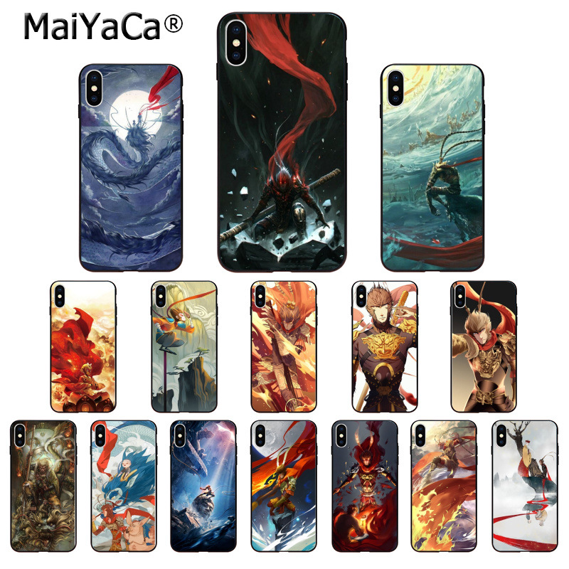 Wukong The Moneky King iphone case