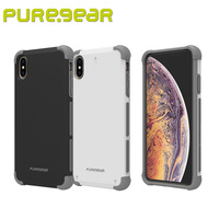 Puregear Original Outdoor Protective Anti Shock Case Shell for iPhone XS Max with Retail Packaging 62510PG 62511PG
