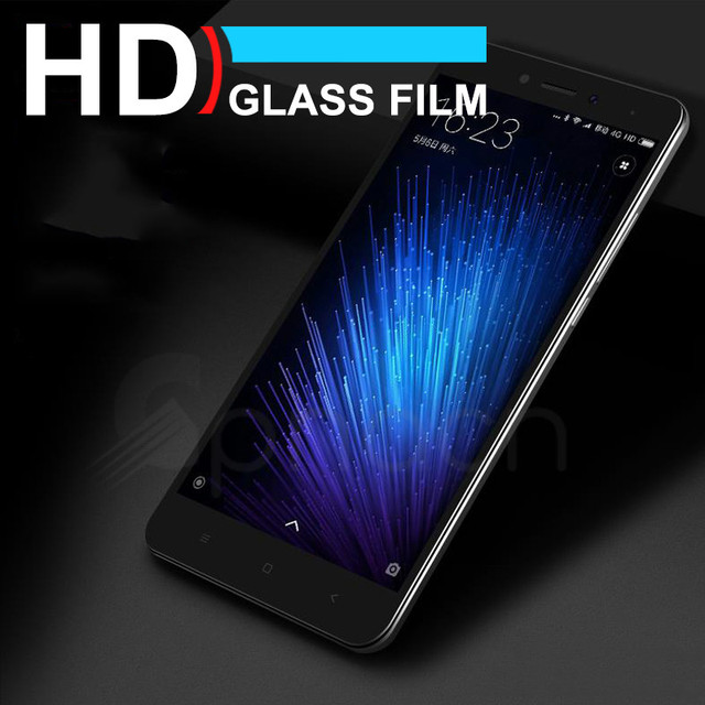 9D Protective Glass on the For Xiaomi Redmi 5 Plus S2 4X 5A Redmi Note 4 4X 5 5A Pro Tempered Screen Protector Glass Film Case Phone Screen Protectors